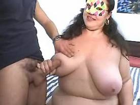 Giant woman with fat snatch screwed