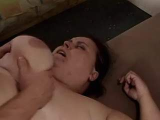 Enormous fat woman longing for cock