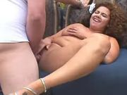 Man fucking chubby mature outdoor